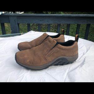 EUC Merrell Men's Slip on Mocs - Size 12